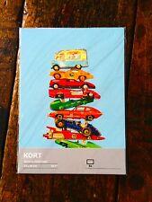 IKEA KORT Vintage Antique Old Car Blank Postcards Prints 5x7 Framable Art
