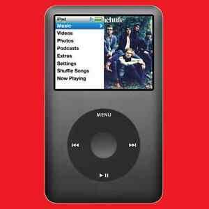 ✔ NEW RETAIL BOX APPLE IPOD CLASSIC 7TH GEN BLACK 160GB MC297LL USA SELLER ✔