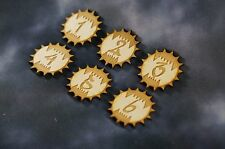 Warhammer 40k Objective Markers - World Eaters
