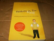 Heaven is for Real by Todd Burpo, Softcover Book, Good-Shape,2010.
