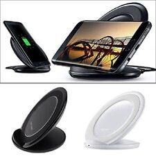 BASE DE CARGA WIRELESS QI RAPIDO PARA SAMSUNG GALAXY S7 S8 NOTE5 8 S6 IPHONE X 8