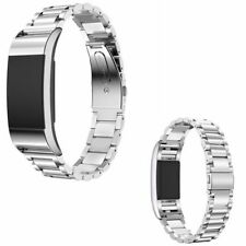 Stainless Steel Replacement Watch Band Metal Strap Bracelet For Fitbit Charge 2