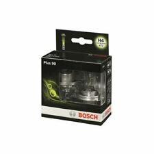BOSCH PLUS 90 H4 Bulbs (set of 2) up to 90% more light than standard bulbs