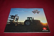 Massey Ferguson 8220 8240 8245 8250 8260 8270 8 Tractor Dealer's Brochure DCPA6