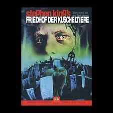 DVD * FRIEDHOF DER KUSCHELTIERE 1 * TOTAL UNCUT / FSK18 NEU & OVP ERSTAUFLAGE