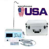 Dental Micromotor Surgical Implant System Brushless Motor + Handpiece A-CUBE