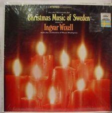 "Ingvar Wixell Hans Wahlgren ""Christmas Music Of Sweden"" LP Capitol Records NEW"