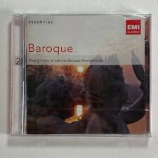 Essential Baroque - EMI Classics CD 2009 Sealed New