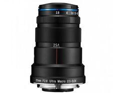 Laowa 25mm F 2.8 Ultra Macro 2 5-5x for Nikon