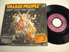 VILLAGE PEOPLE  Can't Stop The Music 1 SP