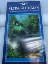 Rare Flying Scotsman The Most Famous Steam Locomotive visits Australia VHS Tape