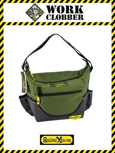 Rugged Xtremes Insulated Green Canvas Crib Bag RX05L106 NEW WITH TAGS!