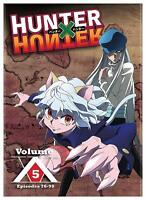 Hunter x Hunter Set 5 (DVD)