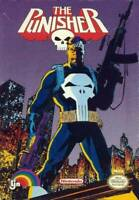 Punisher, The - Nintendo NES Game Authentic