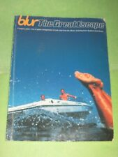 BLUR The Great Escape Piano Vocal Guitar Song Book Music Songbook Lyrics