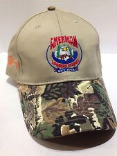 American Loggers Council 2008 Camouflage  Trim Hat With Stihl Logo Adjustable