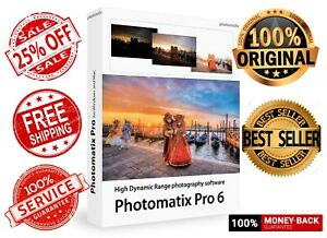 HDR Software & Enhance LATEST from Official WebSite HDR Photomatix Pro 6.2