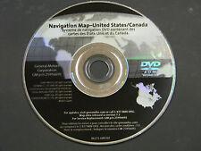 ESCALADE  GM  NAVIGATION DVD US CANADA OEM 25956691  86271-60v702 7.3