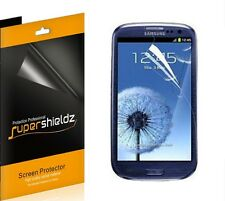 3x HD Clear Screen Protector For Samsung Galaxy S3 T-Mobile Verizon Sprint AT&T