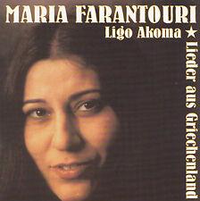 Maria Farantouri-cd-canzoni da Grecia