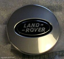 Land Rover Oem Range Rover Supercharged Sport Chrome Black & Silver Caps New