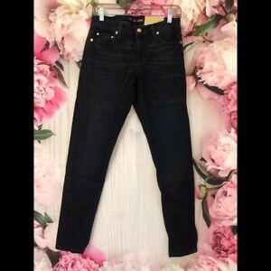 Michael Kors dark denim size 4 izzy skinny pants