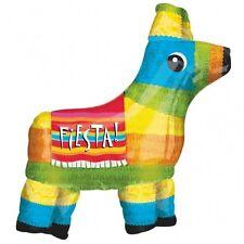 "Amscan 33"" Pinata Original Balloon Summertime Themed Decoration Mexican Donkey"