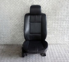 BMW X3 Series E83 Heated Black Leather Nevada Front Right O/S Seat Driver Side
