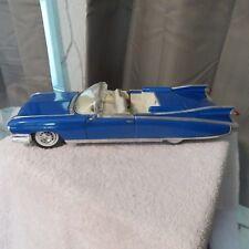 Maisto 1959 Cadillac Eldorado Biarritz Blue 1:18 SCALE DIE CAST