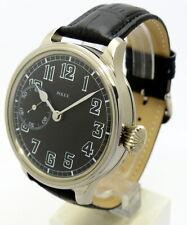 Rolex Chronometre Custom mariage reloj de pulsera con haz obra de 1920 incl. certificado
