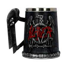 Slayer Tankard 14cm Band Merch Tankard