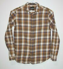 Stussy NYLTA Casual Button Up Long Sleeve Shirt Men's Size Medium