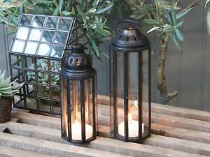 Vintage Metal Lantern Scandi Candle Tea Light Holder Wedding Venue Decoration