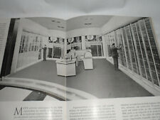 VINTAGE IBM 1940s-50s JOB OPPORTUNITIES BOOKLET! SALES/ENGINEERING! PUNCHED CARD
