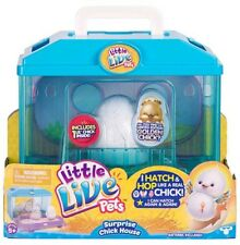 LITTLE LIVE PETS SURPRISE CHICK HOUSE (LIMITED EDITION GUARANTEED GOLD) - NEW!!!
