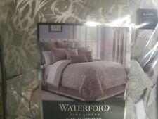 Waterford Arianna 4 Piece Queen Comforter Set Champagne