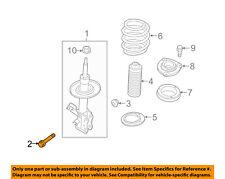 NISSAN OEM 07-10 Sentra Front Suspension-Strut Bolt 40056EN01A
