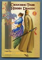Crouching Tiger Hidden Dragon #1 (Dec 2002, Comicsone) Graphic Novel, Digest