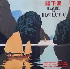 Baie De Halong Gouvernement Général de L'Indochine Lê Pho