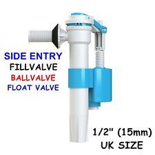 """Toilette citerne fillvalve 1/2 """"côté entrée inlet Ballvalve UK * moins cher sur ebay *"""