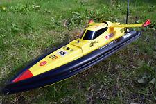 Radio Telecomando Da Corsa Velocità Barca T19 ZANZARA CHAMPION Tracer 380 MOTORE