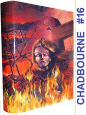FREE SHIPPING! STEPHEN KING New Cover Series 16 FIRESTARTER Artist Sign 1/500