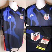 NWT $90 Nike USA USMNT 2020 Away Soccer Jersey Dri-Fit Size Large L CD0736-475