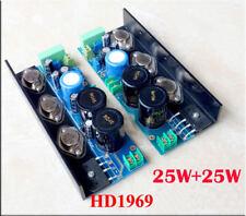 1 Pair HD1969 power pure class A amplifier kit amp DIY kit 25W+25W