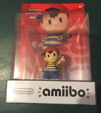 Ness Amiibo - Nintendo Super Smash Bros Wii U GameStop Exclusive 1st print