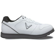 Callaway Chev Sl Spikeless Golf Shoes White - Choose Size & Width