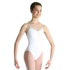 L3455 - Bloch Cleo Womens Leotard 'White' Size: Petite