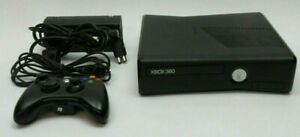MICROSOFT XBOX 360 S 250GB SYSTEM CONSOLE Built in WiFi+CONTROLLER+48 HOUR LIVE