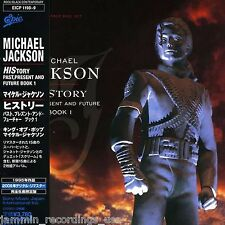 MICHAEL JACKSON - HIStory: Past Present Future JAPAN MINI LP CD