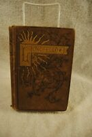 THE POETICAL WORKS OF HENRY WADSWORTH LONGFELLOW 1887 VICTORIAN BOOK